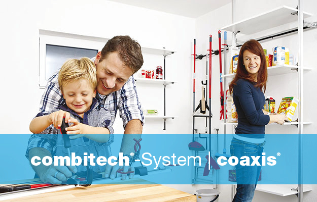 combitech®-System | coaxis®