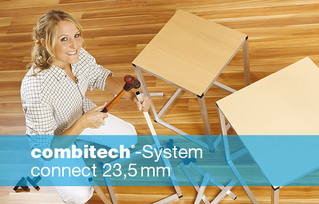 combitech®-System | connect 23,5 mm