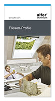 Produkt-Folder: Fliesen-Profile